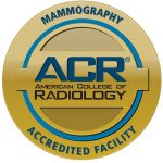 ACR Mammo Gold Seal