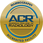 Computed tomography American College of Radiology Accredited Facility Seal Logo