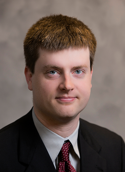 Dr. Ryan Hall headshot