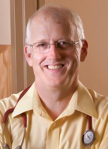 Dr. Horn headshot