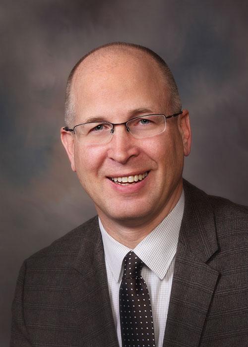 Todd Kasitz headshot - chief financial officer