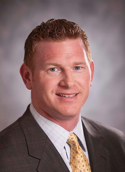 Dr. Ryan Livermore headshot