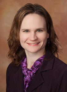 Dr. Emily Webb - OB/GYN Newton KS headshot