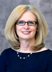 Dr. Susan Krehbiel headshot