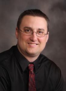 Dr. Brett Nedich headshot