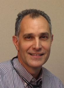 Dr. Steven Ronsick headshot
