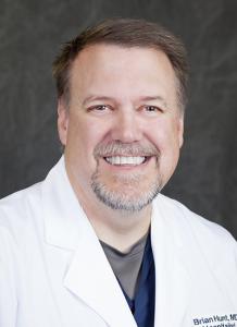 Dr. Brian Hunt headshot
