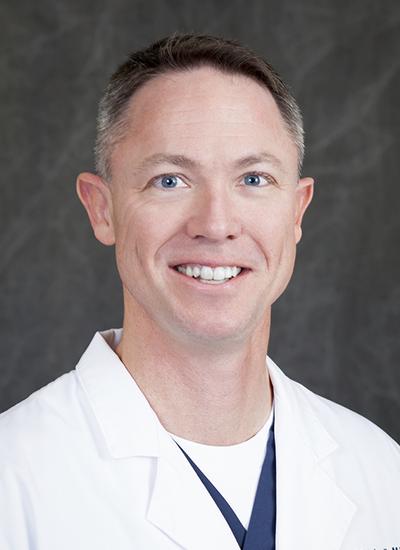 Dr. Jason Kimball headshot