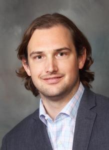 Dr. Matthew Voorman in suit - headshot