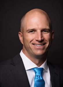 Dr. Jeffrey Davis in suit and tie - headshot