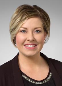 Dr. Tara Richardson wearing black shirt - headshot