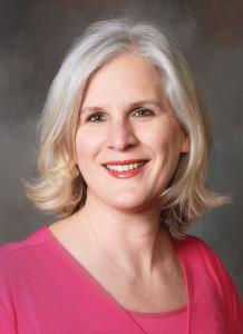 Dr. Jodi Metzger wearing pink shirt - headshot