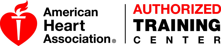 American Heart Association Authorized Training Center for Advanced Cardiovascular Life Support (ACLS)