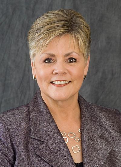 Val Gleason, CEO of Newton Medical Center