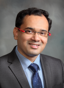 Headshot photo of orthopedic surgeon Dr. Abjiheet Kadam