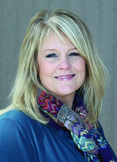 Headshot of Holly Terrell, Newton Medical Center's new Director of Radiology as of January 2020.