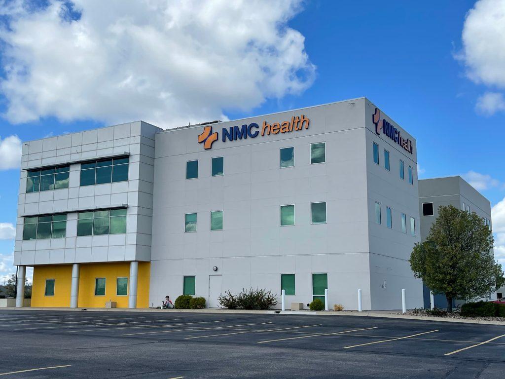 nmc health surgery center newton ks nmc health campus general surgery orthopedics diabetes neurology building