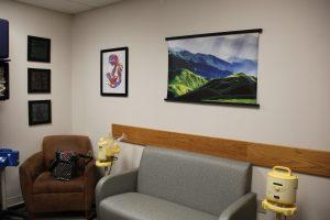 Family Birthing Center Lactation Room